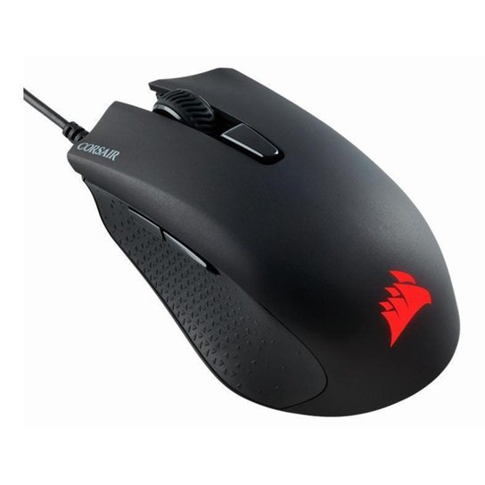 Mouse Gamer Corsair Harpoon RGB Pro 12000DPI  CH-9301111-NA - Preto