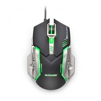 Mouse Gamer Dpi 2400 Multilaser