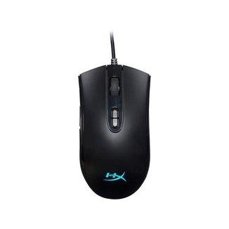 Mouse Gamer HyperX Óptico 6200DPI 7 Botões