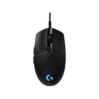 Mouse Gamer Logitech Óptico 16000dpi