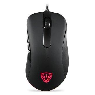 Mouse Gamer Motospeed V100 Preto 6400Dpi RGB
