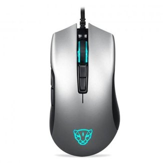 Mouse Gamer Motospeed V70 Essential Cinza 16000Dpi RGB