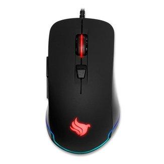 Mouse Gamer Pichau P501 RGB 10000DPI Preto, PGM-P501-RGB