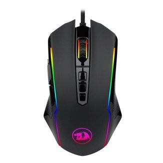 Mouse Gamer Redragon Ranger RGB Preto