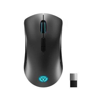 Mouse Gamer sem Fio Lenovo Óptico 16000DPI