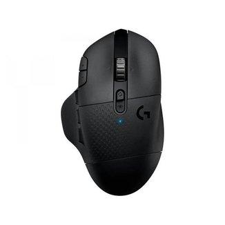 Mouse Gamer sem Fio Logitech Laser 16000DPI - 15 Botões G604