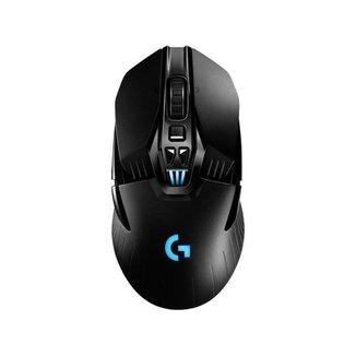 Mouse Gamer sem Fio Logitech Óptico 16000dpi