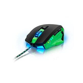 Mouse Gamer Warrior 3200DPI Led Indicador DPI