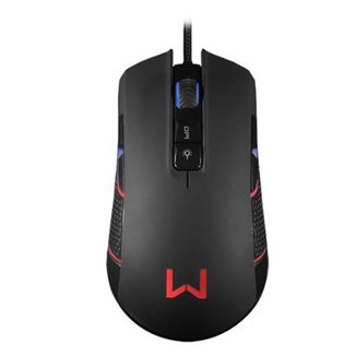 Mouse Gamer Warrior Perseus 4000DPI 6 Botões
