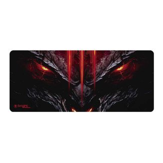 Mouse Pad Gamer Big Dragão 554 Bright