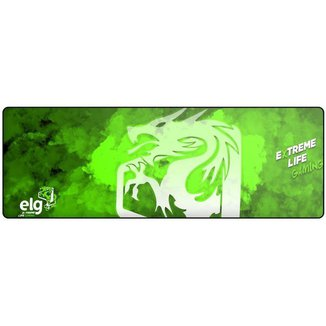 Mouse Pad Gamer Extra Grande ELG - Extreme Speed