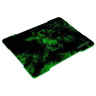 Mouse Pad Para Teclado E Mouse Verde Warrior