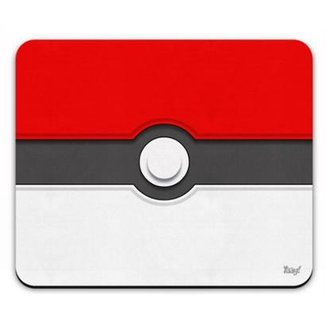 Mouse Pad Pokeball