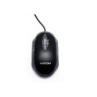 Mouse Para Notebook Usb Com Led e Garantia