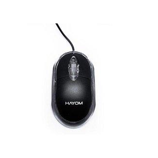 Mouse Para Pc Usb Com Led e Garantia