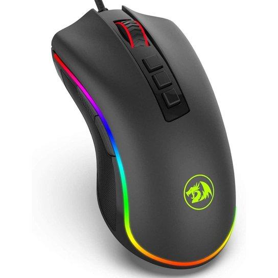 Mouse Redragon Cobra M711 - Preto