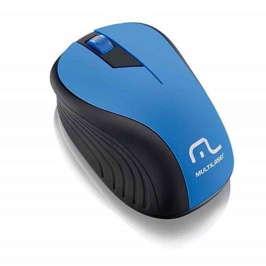 Mouse Sem Fio 2.4ghz  Usb - Mo215 - Amarelo+Preto