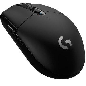 Mouse Sem Fio Gamer Logitech G305 Hero Lightspeed, 6 Botões