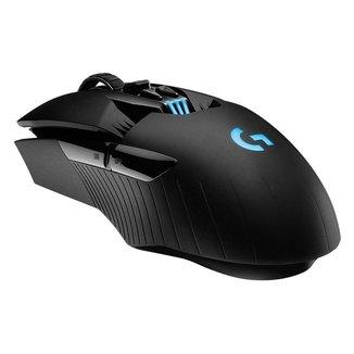 Mouse Sem Fio Gamer Logitech G903 Hero 16k Lightspeed, Recarregável, RGB Lightsync 11Botões 16000DPI