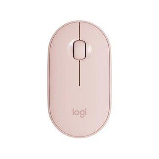 Mouse sem Fio Logitech Laser 1000DPI 3 Botões