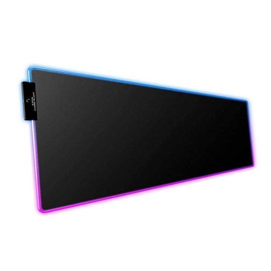 Mousepad Aigo DarkFlash Flex 900 RGB 900x400x4,5mm - Preto