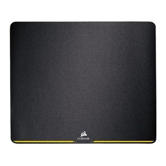 Mousepad Gamer Corsair MM200 Speed Médio 360x300x2mm CH-9000099-WW - Preto
