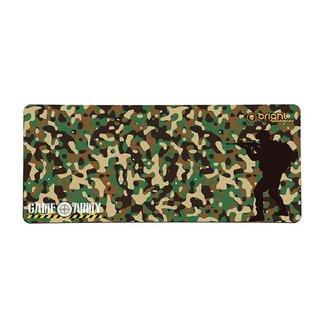 Mousepad Gamer Grande Camuflado Army 69x28cm Fast 458 Bright