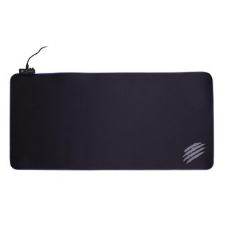 Mousepad Gamer Led Big Glow Mp311 Speed 800mm X 400mm Preto