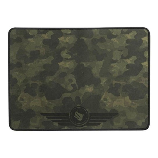Mousepad Gamer Pichau Jungle Camo Edition Grande 440x350MM, PG-MP-JCG - Camuflado