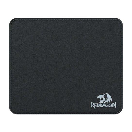 Mousepad Gamer Redragon Flick S 250X210X3mm Preto - Preto