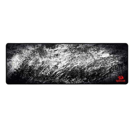 Mousepad Gamer Redragon Taurus 930x300x3mm P018 - Preto+Branco