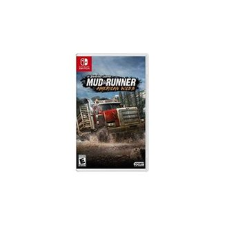 Mudrunner American Wilds - Switch