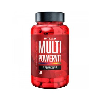 Multipowervit 60 Cáps Intlab