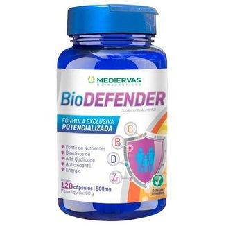 Multivitamínico E Polivitamínico Biodefender 500mg 120caps