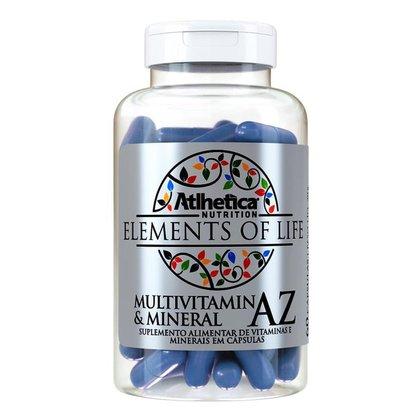 Multivitamínico Elements of Life A-Z 60 Cáps - Atlhetica Nutrition