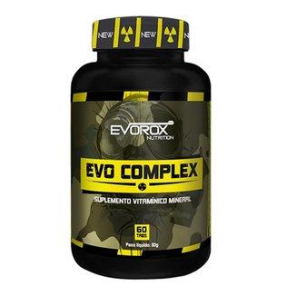 Multivitamínico Evo Complex 60Caps - Evorox Nutrition