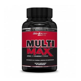 Multivitamínico Multi Max 60 Tabs - Bio Sport