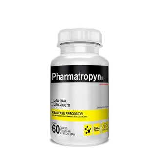 Multivitamínico Triptofano Pharmatropyn 60 Cápsulas - FitPharma