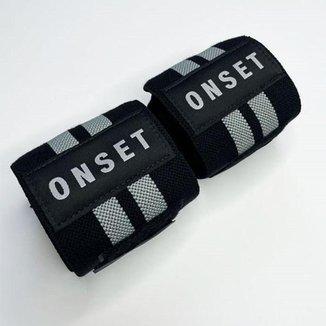 Munhequeira Cross Wrist Wrap Onset Fitness