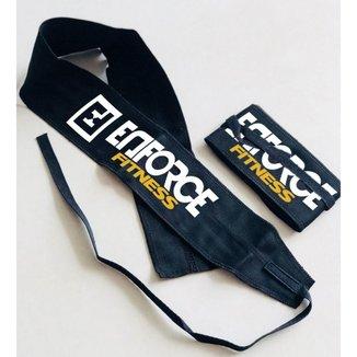 Munhequeira de Pano Enforce Fitness Crossfit
