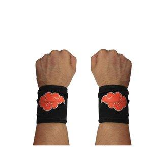 Munhequeira Tecido Crossfit Calistenia Lpo Musculação Akatsuki Strong Fist