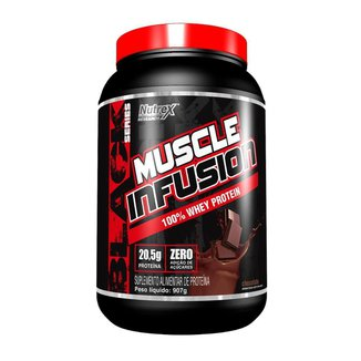 Muscle Infusion 100% Whey Protein 2Lb  Nutrex