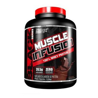 Muscle Infusion 100% Whey Protein 5Lb Nutrex