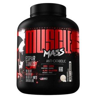 Muscle Mass Hipercalórico 3000g  Espartanos