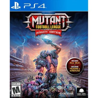 Mutant Football League - Dynasty Edition - Ps4