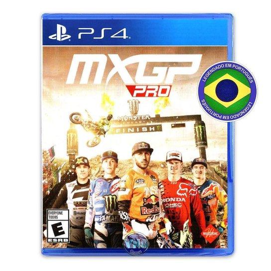 MXGP PRO - PS4 - Incolor