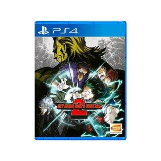 My Hero Ones Justice 2 para PS4