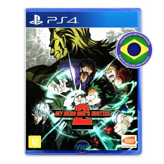 My Hero One's Justice 2 - PS4 - Incolor