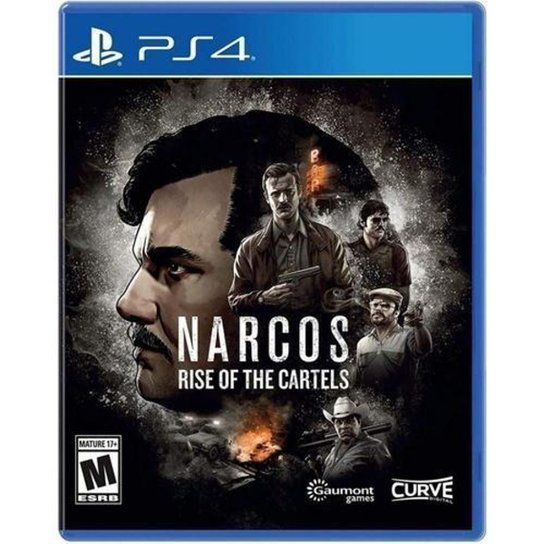 Narcos - Rise of the Cartels - PS4 - Incolor