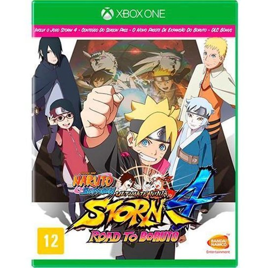 Naruto Shippuden: Ultimate Ninja Storm 4 Road To Boruto - Xbox-One - Incolor
